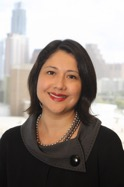 Madge Vásquez (MPAff '01), CEO of Mission Capital