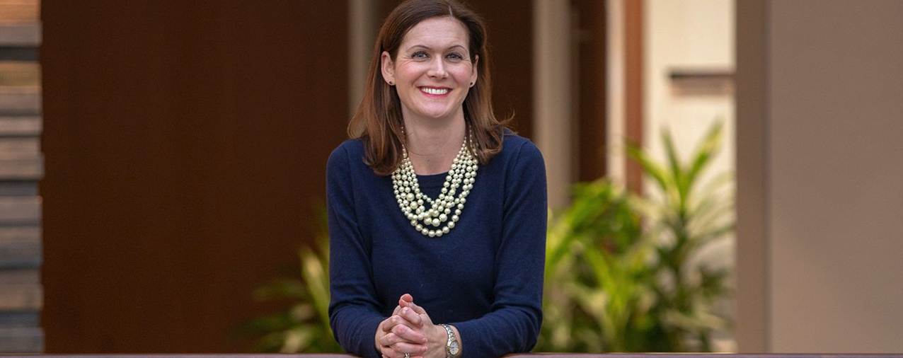 Cargill security analyst Claire Prestwood (MPAff '04)